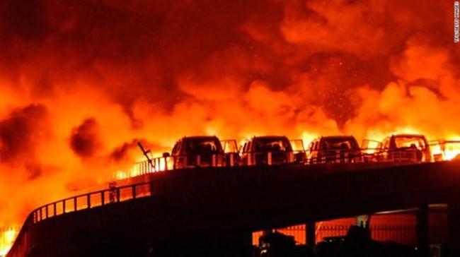 Vì sao Trung Quốc liên tục xảy ra cháy nổ?