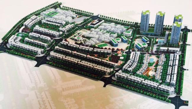 Hà Nội có thêm Khu đô thị Tây Nam đường 70 với quy mô hơn 30ha