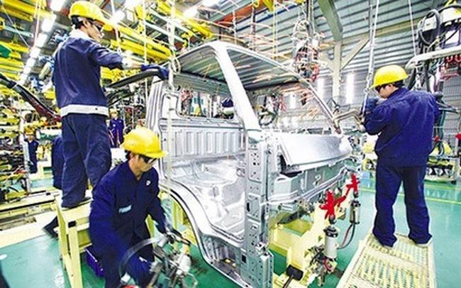 Tháng 1/2015: Hàng tồn kho ngành công nghiệp tăng gần 10%