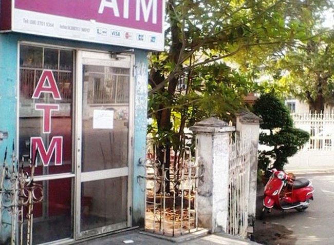 Đảm bảo an toàn các buồng ATM – Bài toán nan giải