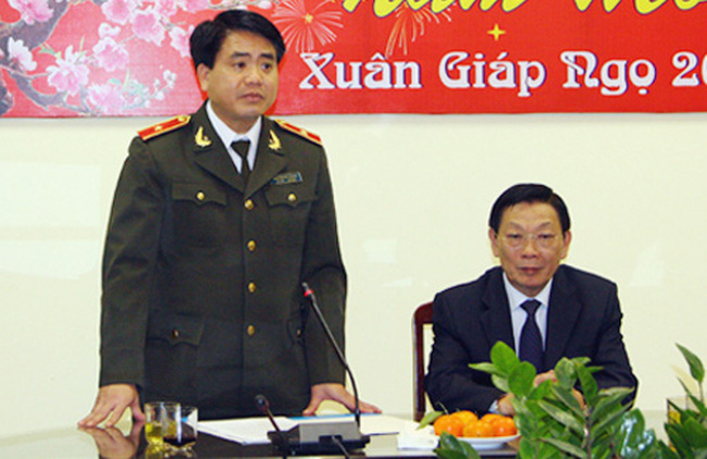 Ông Nguyễn Thế Thảo có đơn xin thôi làm Chủ tịch Hà Nội