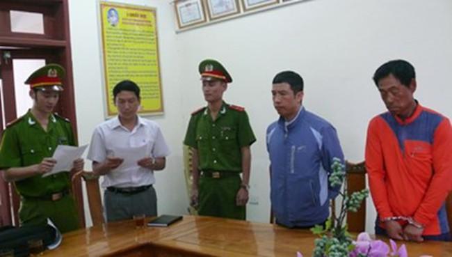 Bắt giam hai người Hàn Quốc vụ sập giàn giáo Formosa