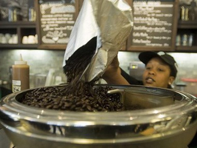 Nhu cầu sử dụng cà phê thế giới tăng gấp đôi trong vòng 20 năm