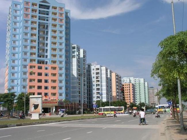 Dự án chung cư dưới 2 ha không phải lập quy hoạch chi tiết