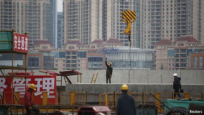 Vì sao kinh tế Trung Quốc giảm tốc?