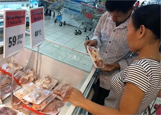 Bắt đầu thu thập thông tin về gà Mỹ nhập khẩu