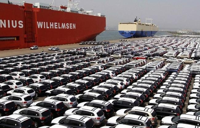 Năm 2016: Ôtô sang nhập khẩu bắt đầu giảm giá mạnh?
