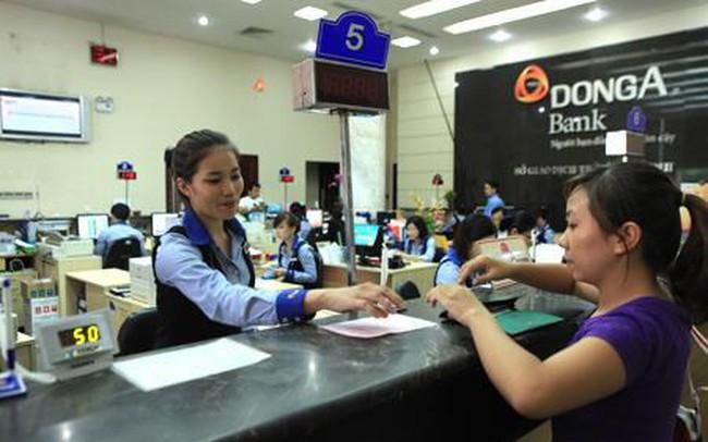 Không còn nhiều người rút tiền sớm tại Ngân hàng Đông Á