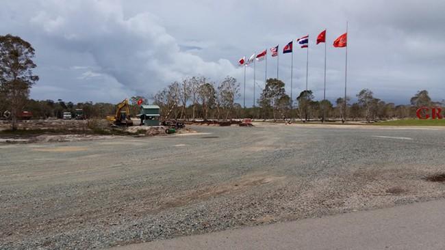 """Chóng mặt với tốc độ xây dựng các dự án BĐS """"khủng"""" ở Phú Quốc"""