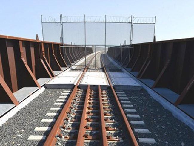 Mỹ và Mexico có tuyến đường sắt mới đầu tiên trong hơn 100 năm