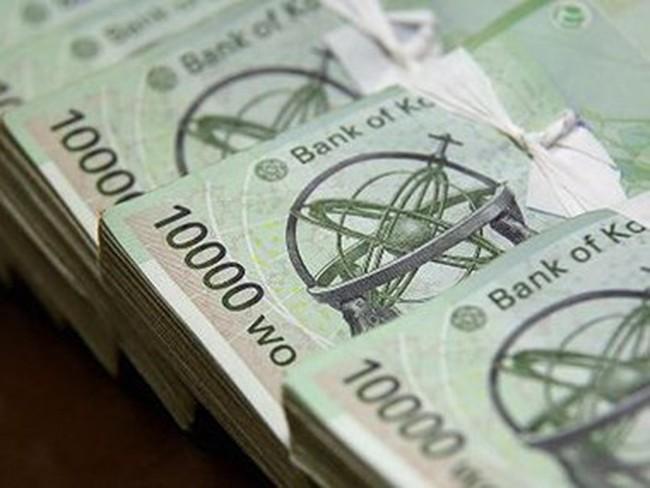 Hàn Quốc dự kiến tăng ngân sách thêm 3% trong năm 2016