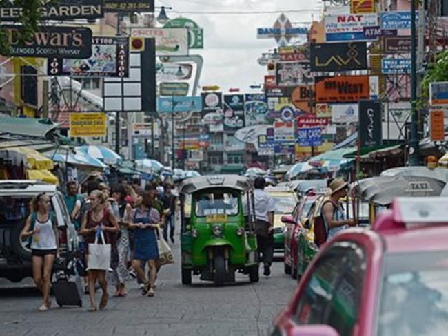 Nền kinh tế Thái Lan bị hạ mức dự báo tăng trưởng GDP 2015