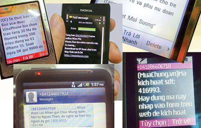 Đánh giá chất lượng nhà mạng qua năng lực chặn tin nhắn rác?