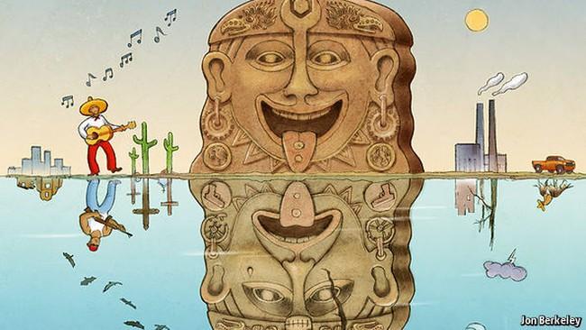"""Bốn bài học đắt giá từ đất nước Mexico """"hai mặt"""""""