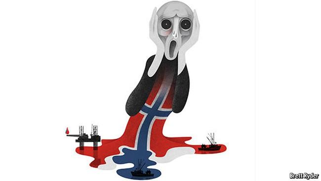 Những nỗi buồn của Na Uy