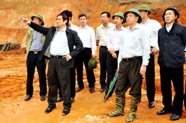 Chưa thể khởi công Cảng hàng không Quảng Ninh vào 27/3 như dự kiến