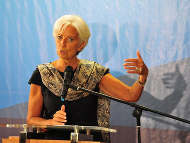 Công tố Pháp đề nghị hủy cáo buộc với bà Tổng giám đốc IMF