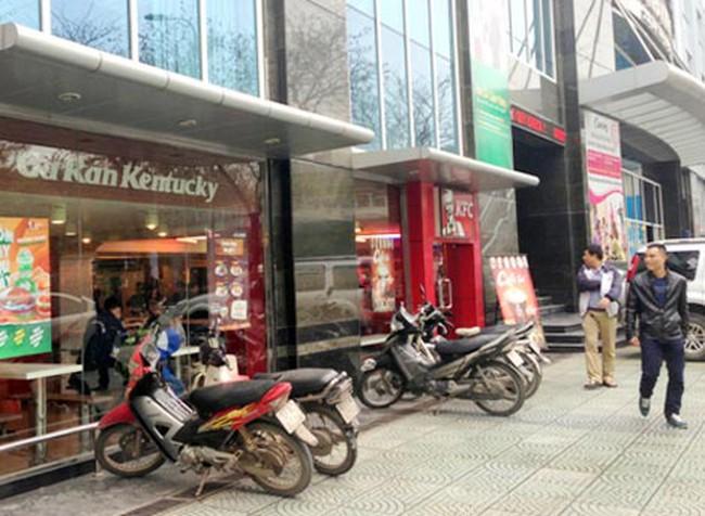 Hà Nội: Sử dụng sai công năng tầng hầm tại tòa nhà 292 Tây Sơn