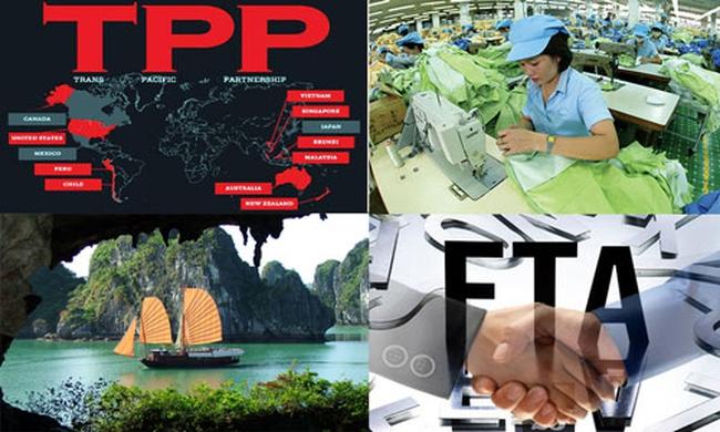 Bộ Công Thương: Có 15 FTA vẫn tiếp tục nghiên cứu đàm phán FTA mới!