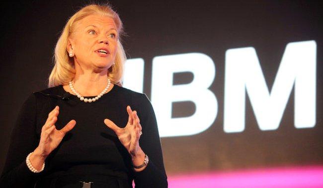 Ăn trưa với nữ tướng quyền lực của IBM