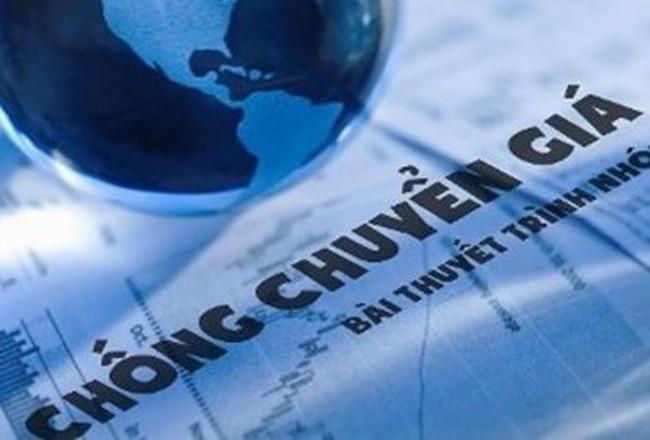 Bộ Tài chính công bố thành lập lực lượng chống chuyển giá