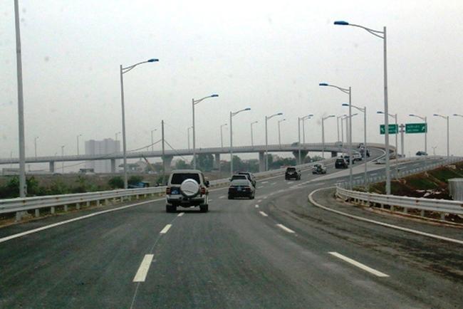 Ngày 5/12 thông xe toàn tuyến cao tốc Hà Nội–Hải Phòng