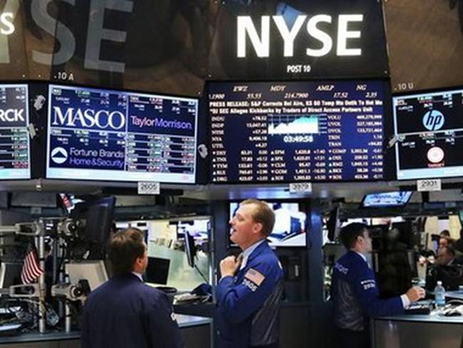 Tuần giao dịch trồi sụt thất thường của chứng khoán Phố Wall
