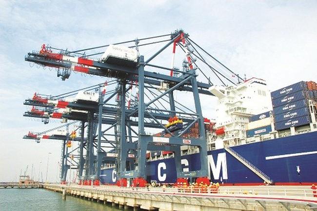 VnSteel dự kiến thoái vốn khỏi Cảng Quốc tế Thị Vải với giá tối thiểu 4 triệu USD