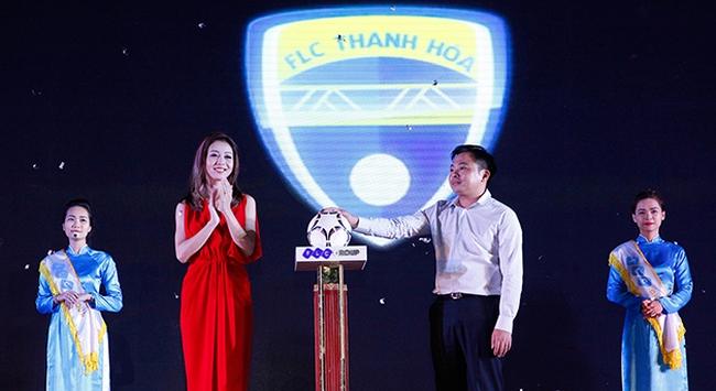 Chính thức ra mắt CLB Bóng đá FLC Thanh Hóa