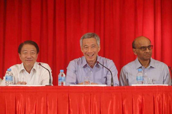 Singapore ra mắt nội các mới