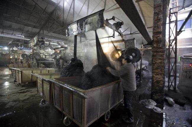 Cảnh giác với công nghệ lạc hậu khi Trung Quốc ồ ạt đầu tư dệt may tại Việt Nam