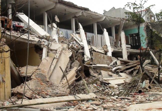 Bộ Xây dựng yêu cầu đảm bảo an toàn trong thi công xây dựng công trình