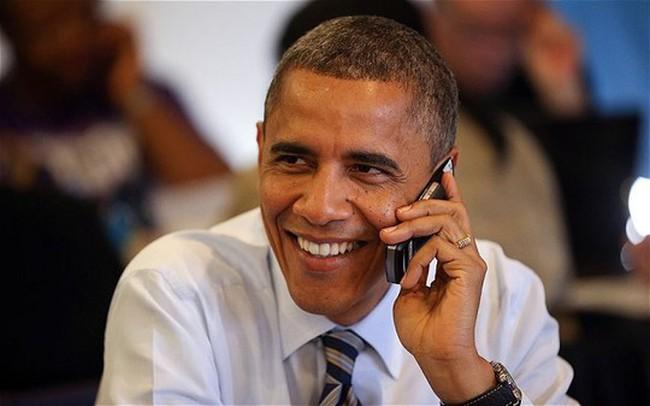 """Tổng thống Obama """"đại náo"""" mạng xã hội Twitter"""