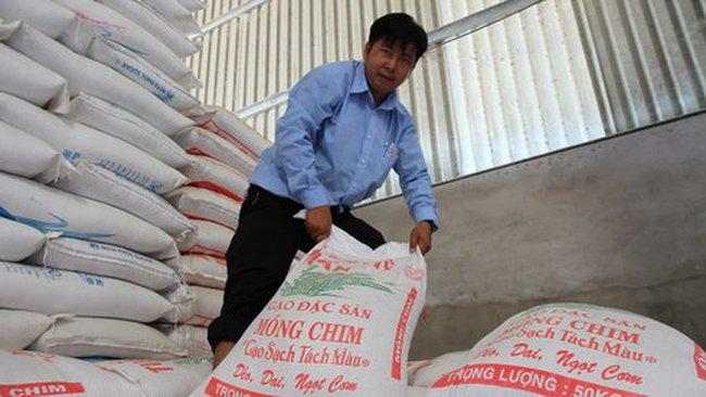 Người Việt ăn gạo... Campuchia