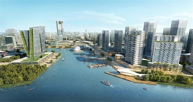 TPHCM: Dành 4.500ha đầu tư khu du lịch sinh thái ven sông Sài Gòn