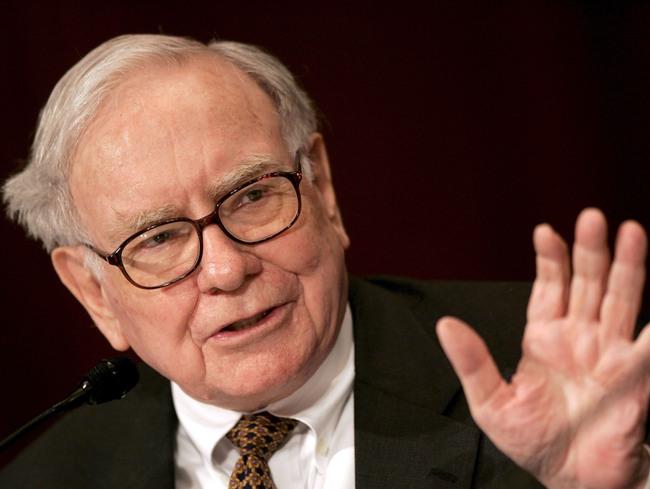 Tỷ phú Warren Buffett và thương vụ lớn chưa từng có