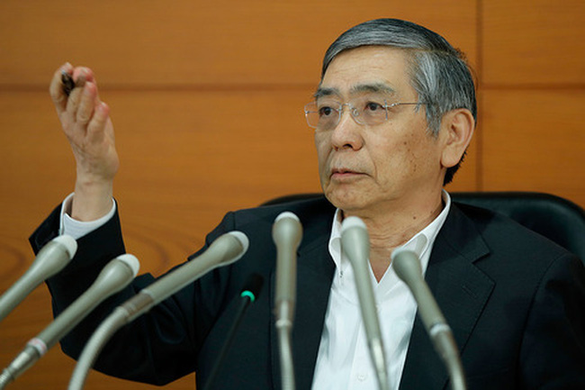 Nhật Bản giữ nguyên chính sách bơm tiền mạnh mẽ nhất từ trước đến nay