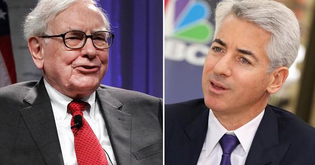 Cuộc chiến tỷ phú: Ackman vs Buffett