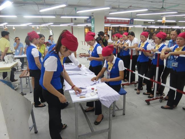 """TPP với lao động ngành dệt - may Việt Nam: Đó là cơ hội chứ không phải """"quả ngọt"""""""