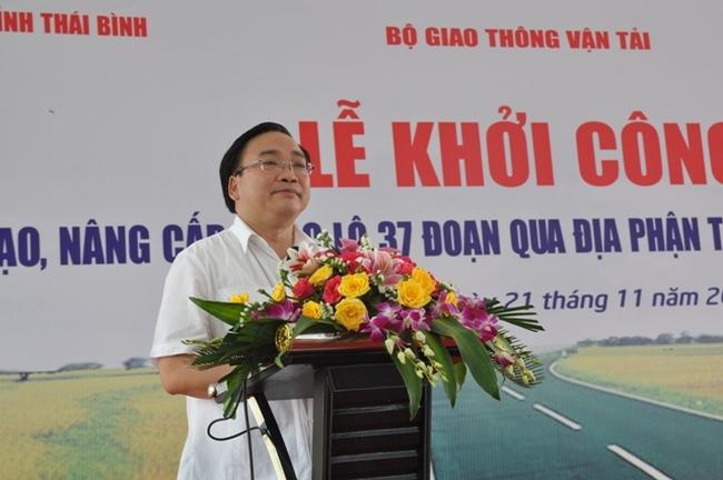 Động thổ Dự án tuyến tránh Đông Hưng hơn 400 tỷ đồng tại Thái Bình