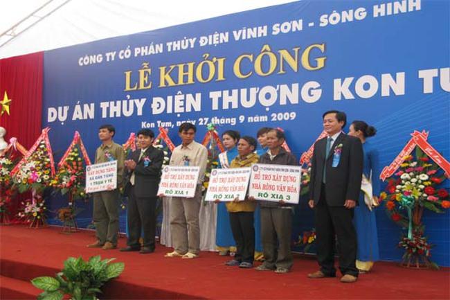 Vĩnh Sơn Sông Hinh dừng tổ chức ĐHCĐ bất thường