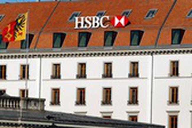 Sếp HSBC cất tiền trong tài khoản ngân hàng Thụy Sĩ