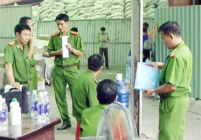 Có dấu hiệu tội phạm trong vụ sản xuất, kinh doanh phân bón giả tại Đồng Nai