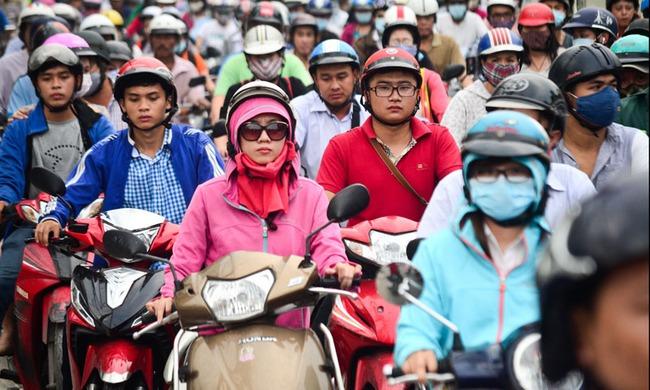 TPHCM vẫn thu phí đường bộ xe máy
