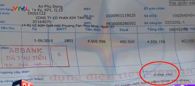 """TP.HCM: Hàng trăm hộ dân """"choáng"""" vì hóa đơn tiền điện tăng bất thường"""