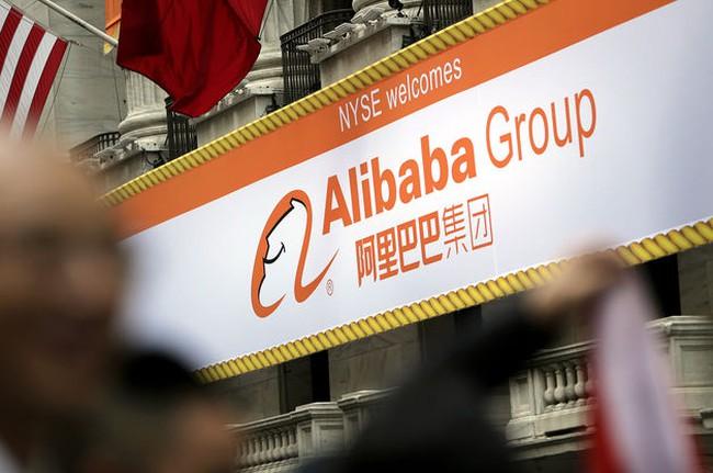 Alibaba giảm tốc, khiến nhà đầu tư mất 70 tỷ USD