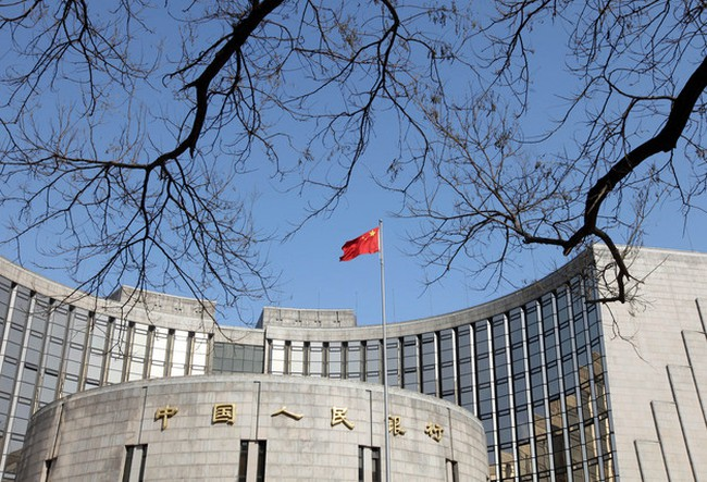 Trung Quốc hạ lãi suất lần thứ ba trong 6 tháng