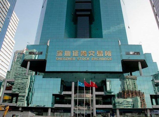 Giá trị vốn hóa của chứng khoán Trung Quốc vượt 10.000 tỷ USD