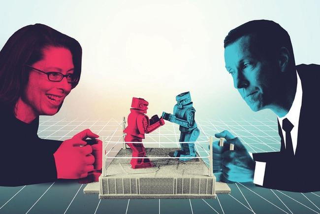 Vanguard, Fidelity và cuộc chiến đầu tư bằng ... robot