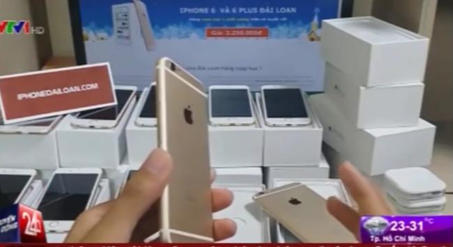 """IPhone giả chạy hệ điều hành Android: """"Hồn Trương Ba, da hàng thịt"""""""